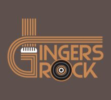 Gingers Rock by DoodleKaz
