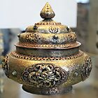 Qing Dynasty Incense Burner by caesars