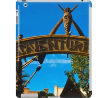 Adventureland Entrance iPad Case/Skin