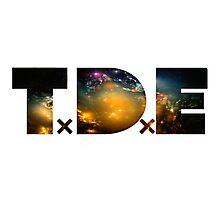 TDE Nebulae Photographic Print