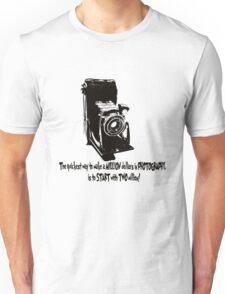 A Million dollars.. Unisex T-Shirt