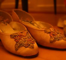 Satin Slippers by Ghelly