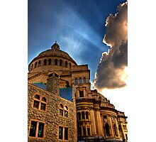 Christian Scientist Church Photographic Print