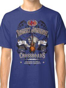 Robert Johnson Devil Driven Delta Blues  Classic T-Shirt