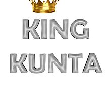 King Kunta Crown by Telic