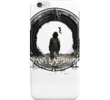 Pan's Labyrinth Arch iPhone Case/Skin