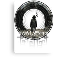 Pan's Labyrinth Arch Canvas Print