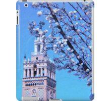 Citi Plaza & Dogwoods 03 iPad Case/Skin