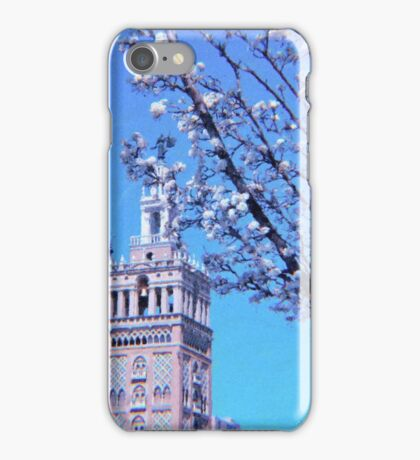 Citi Plaza & Dogwoods 03 iPhone Case/Skin