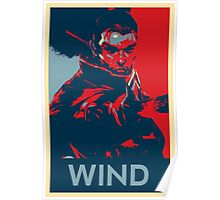 Yasuo - League of Legends - Wind Poster