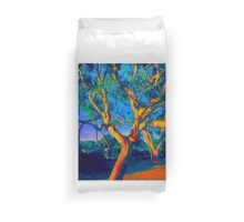 The Thoughtful Tree Duvet Cover