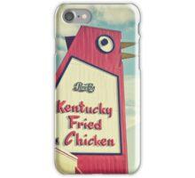 The Big Chicken iPhone Case/Skin
