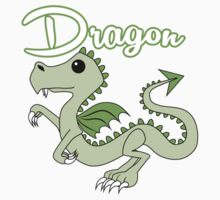 Dragon With Title T-Shirt
