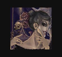 Who's the fairest of them all? skull mirror digital painting Unisex T-Shirt