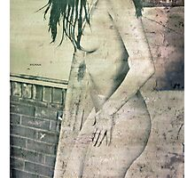 Texture in Nude  Photographic Print