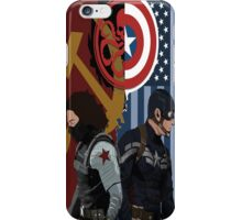CAPTAIN AMERICA: THE WINTER SOLDIER iPhone Case/Skin