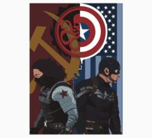 CAPTAIN AMERICA: THE WINTER SOLDIER Kids Clothes