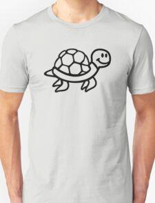 Comic ocean turtle T-Shirt