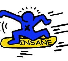 Insane Blu by givemefive