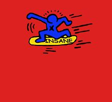 Insane Blu Unisex T-Shirt