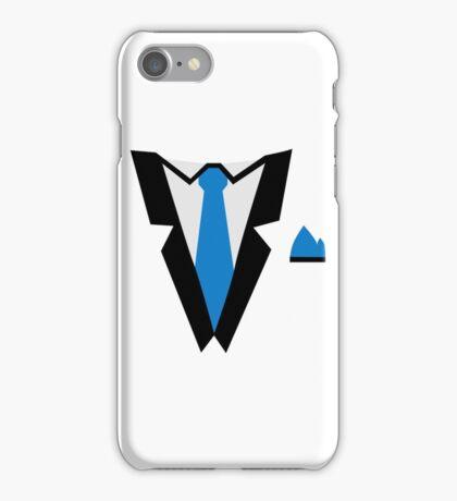 Tuxedo tie iPhone Case/Skin