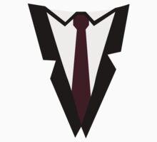 Suit tie Kids Tee