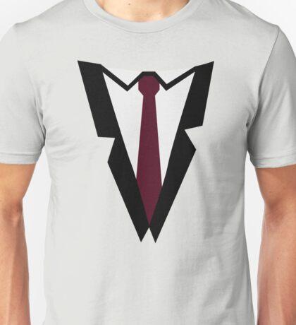 Suit tie Unisex T-Shirt