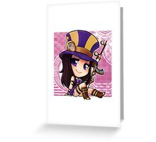 Caitlyn  Greeting Card