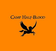 Camp Half Blood by tatiananori