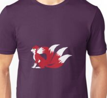 Shirra The Four Tailed Fox Unisex T-Shirt