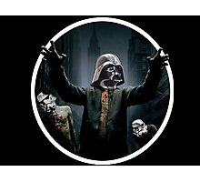 Zombie Vader Land Photographic Print
