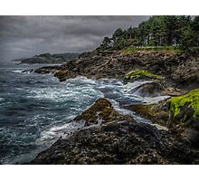 Little Whale Cove Photographic Print