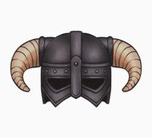 Skyrim Helmet by Vanesa Aguilar