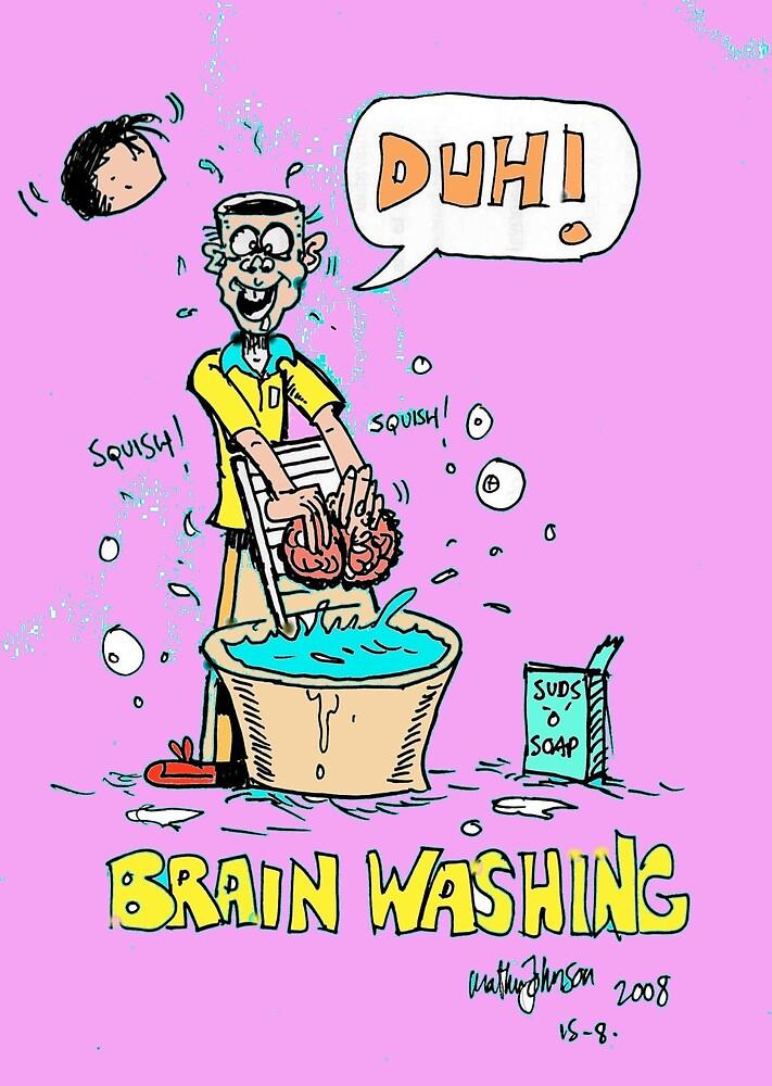 Brainwashing by mattycarpets