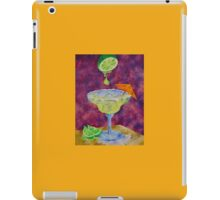 Time for a Margarita iPad Case/Skin