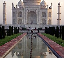Incredible India by John Mitchell