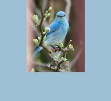 Bluebird Portrait #2 Unisex T-Shirt