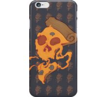Pizza face iPhone Case/Skin