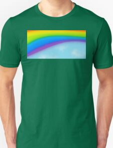 Rainbows and Sky (Pixel) T-Shirt