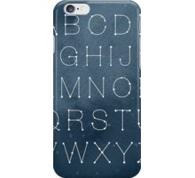 Written In The Stars iPhone Case/Skin