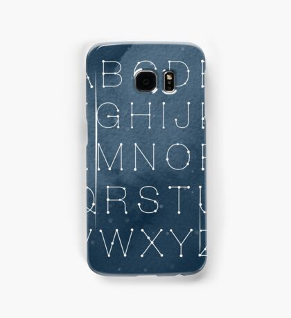 Written In The Stars Samsung Galaxy Case/Skin