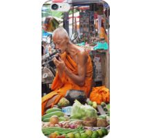 At the Morning Market  iPhone Case/Skin