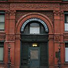 Savannah Cotton Exchange by cfam