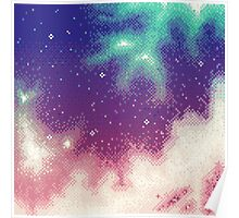 Rainbow Nebula Poster