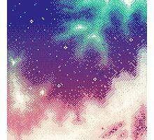 Rainbow Nebula Photographic Print