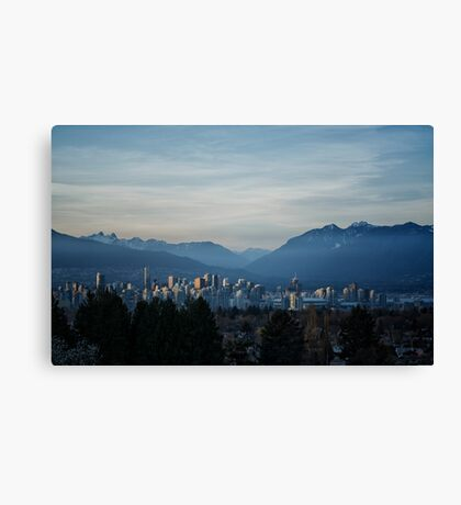 Urban Wilderness Canvas Print