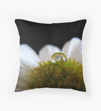 Swirly! Throw Pillow