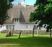 Thatched and Dispatched by pix-elation