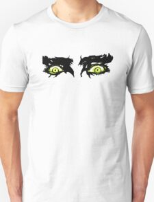 White Zombie (1930s Zombie Film - eyes only) T-Shirt