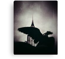 'Gotham City' New York Canvas Print
